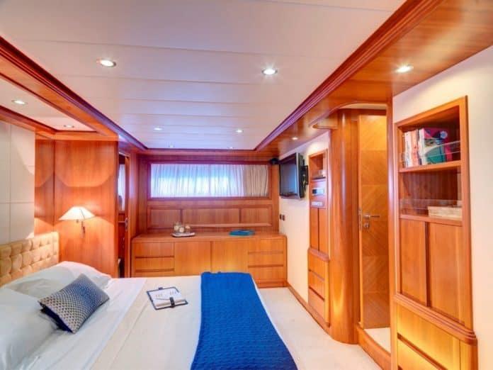 AIMILIA – Motor Yacht – Greece