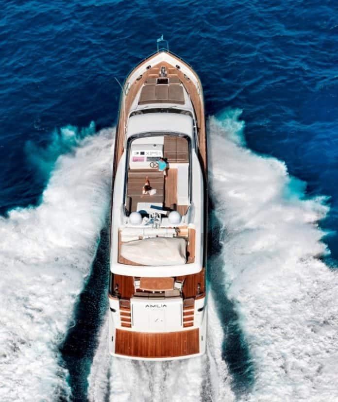 AIMILIA - Motor Yacht