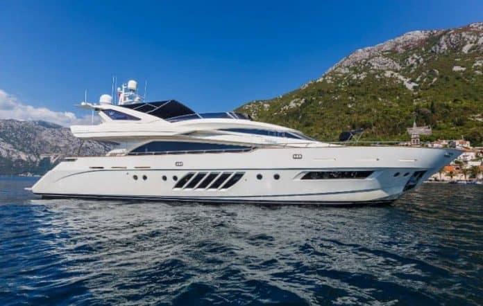 LADY MURA - Motor Yacht