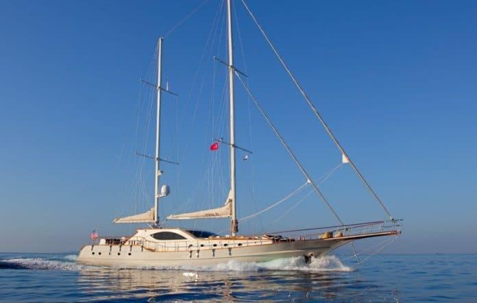 MISS B - Motor sailer