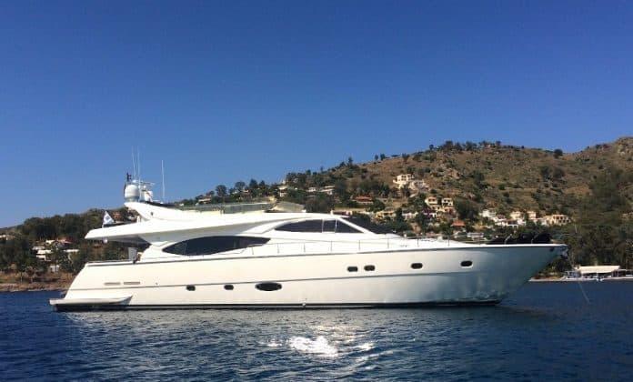 AMOR - Motor Yacht