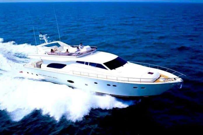 Amor Motor Yacht Greece