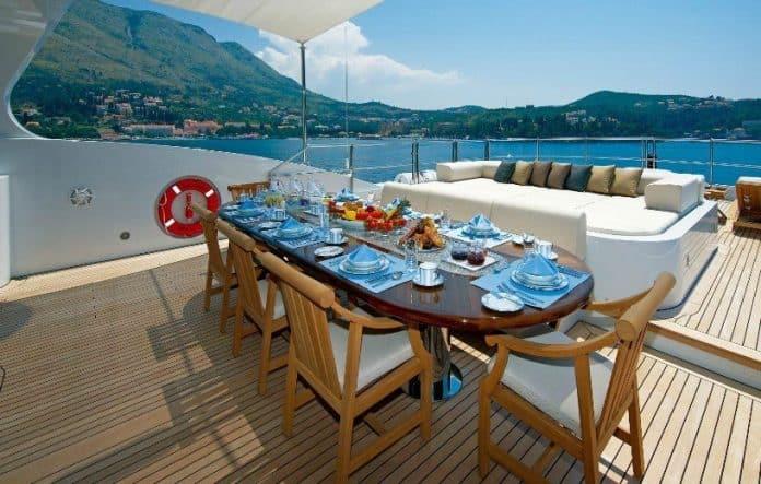 ANDREAS L - Motor Yacht