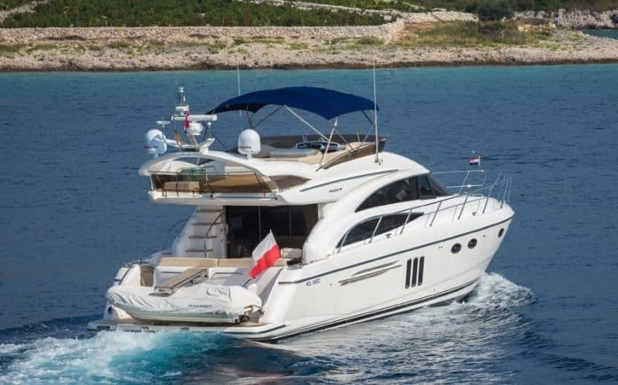 ANNA WO - Motor Yacht