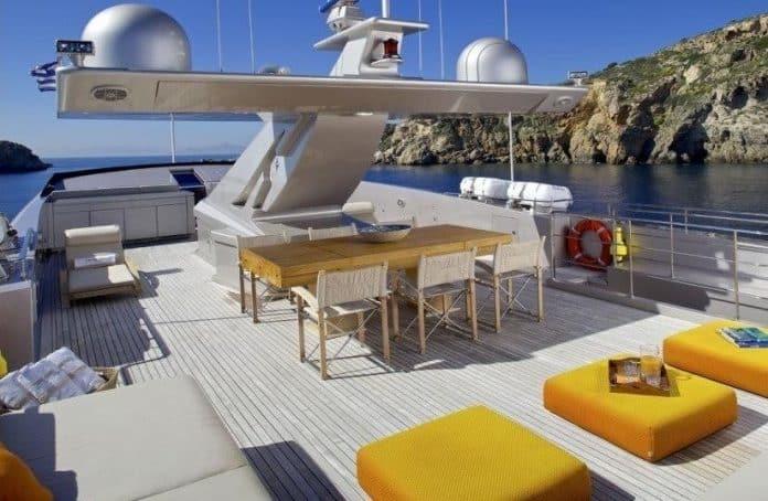AQUA - Motor Yacht