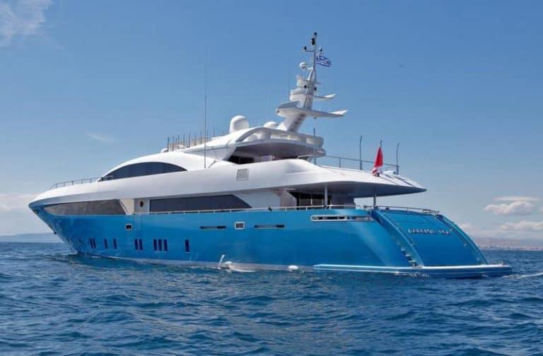 BARENTS SEA - Motor Yacht