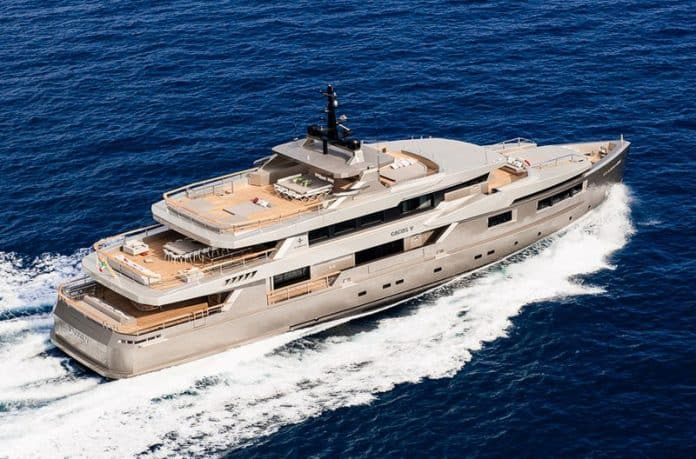 CACOS V - Motor Yacht
