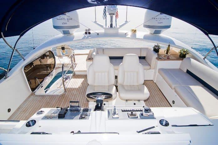 CATHERINE - Motor Yacht