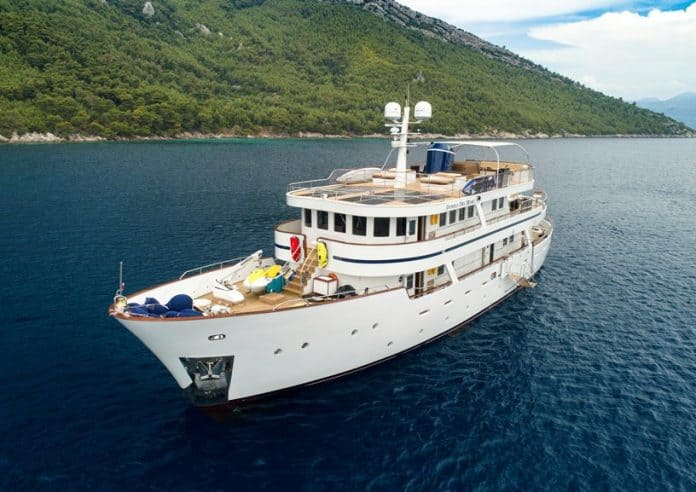 Motor Yacht Donna Del Mare