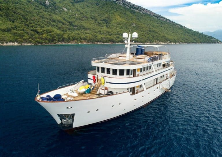 DONNA DEL MARE - Motor Yacht