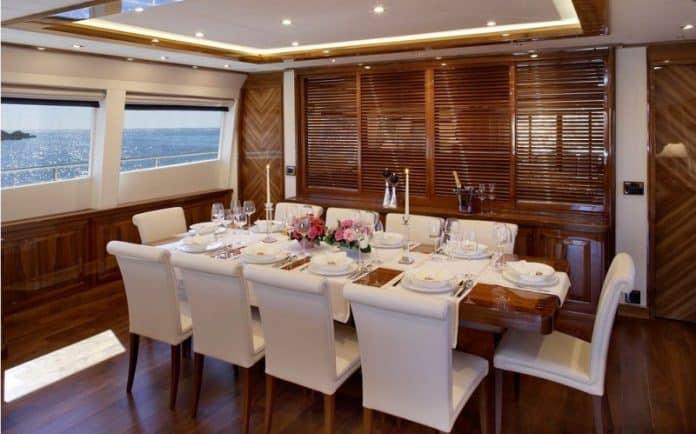 DRAGON - Motor Yacht