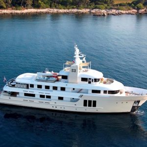 BARENTS SEA - Motor Yacht