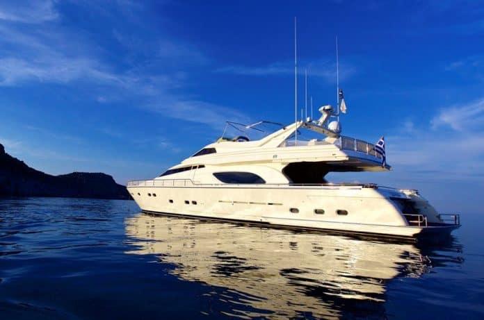 GEEPEE - Motor Yacht