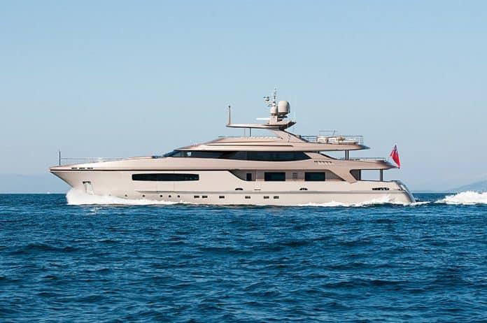 GEOSAND - Motor Yacht