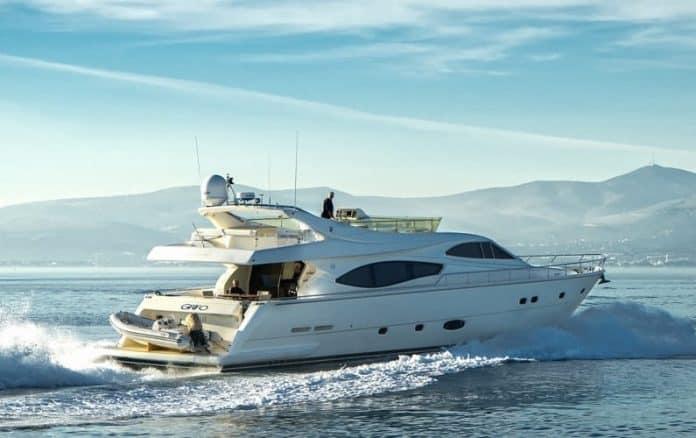 GRIFO - Motor Yacht