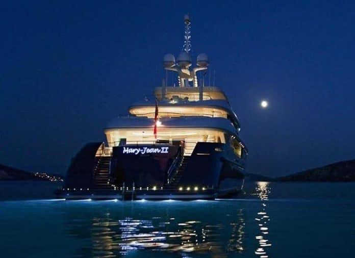 MARY JEAN II - Motor Yacht