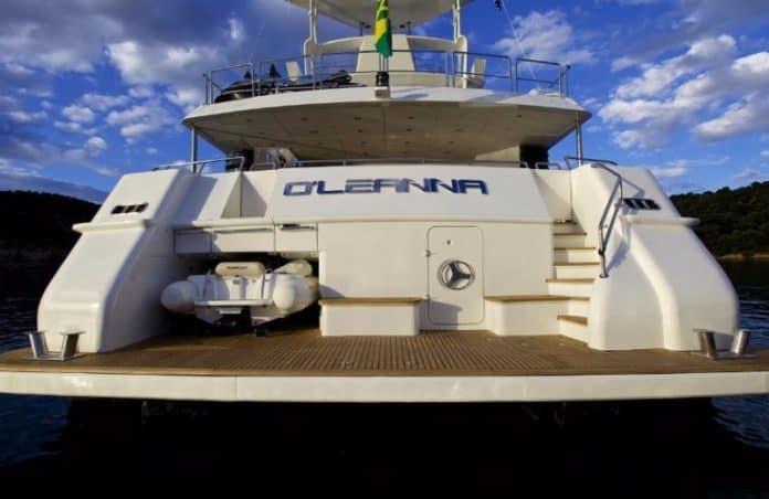 O'LEANNA - Motor Yacht