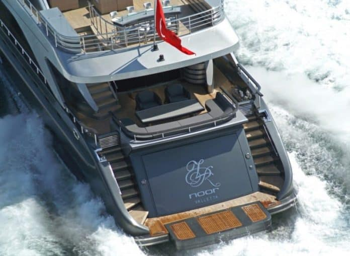 RL NOOR - Motor Yacht