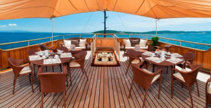 SEAGULL II - Motor Yacht