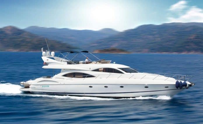 VARIOUS - Motor Yacht