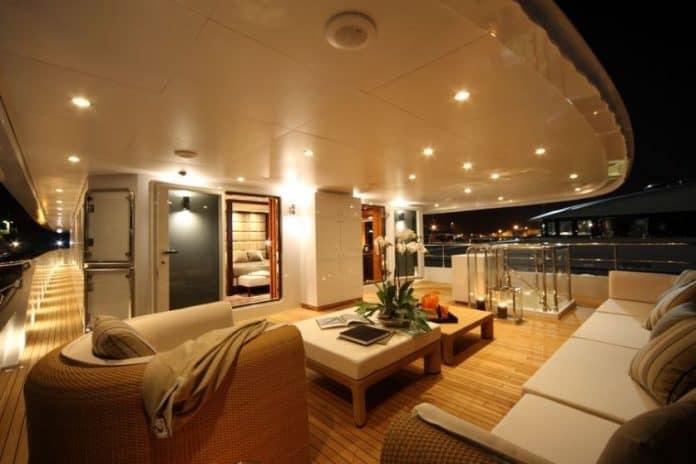 ZALIV III - Motor Yacht