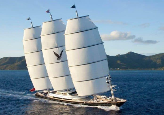 MALTESE FALCON - Sailing Yacht