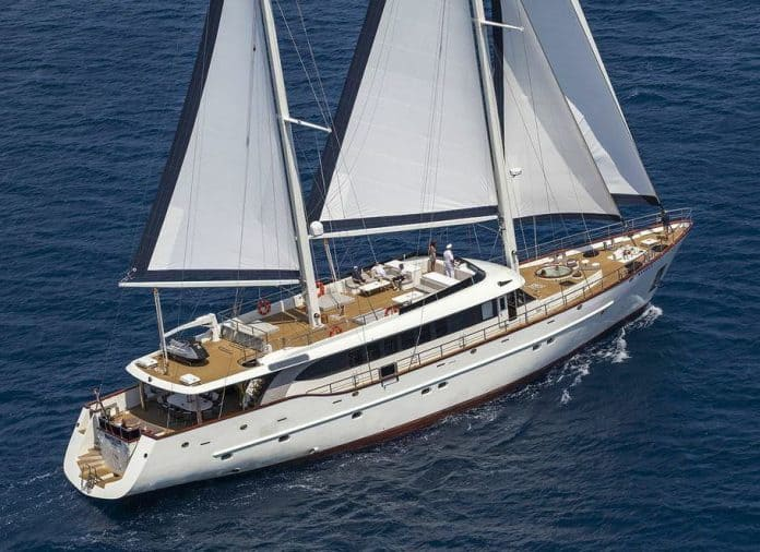 NAVILUX - Motor sailer