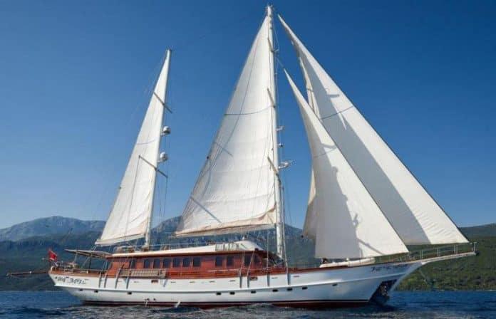 RIANA - Motor sailer