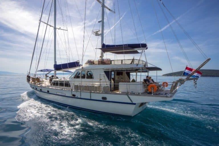 ALBA - Motor sailer