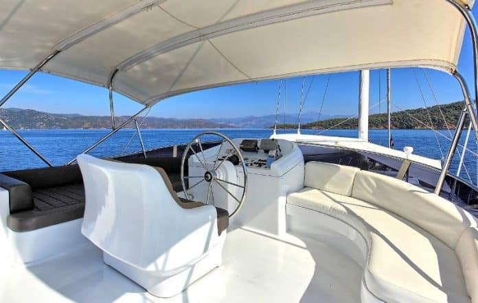 ANGELO II - Sailing Yacht