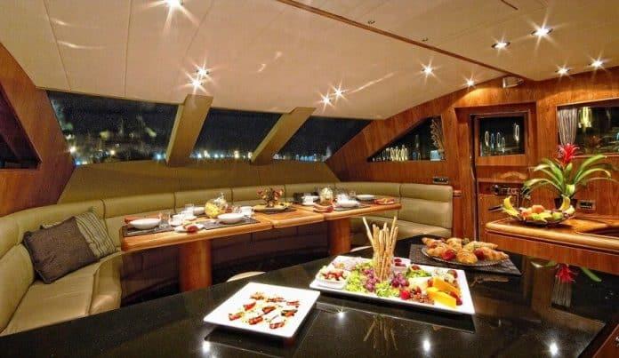 ANNABEL II - Motor Yacht