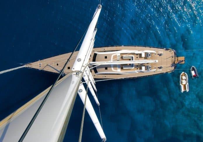 ARISTARCHOS - Sailing Yacht