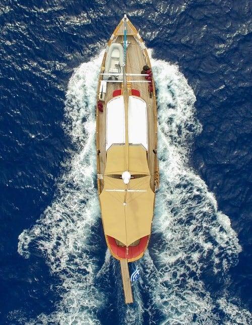 ASTARTE - Motor sailer