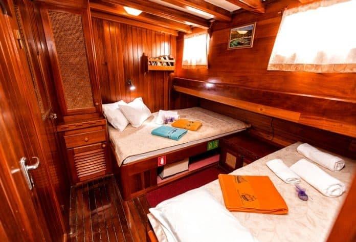 Gulet Bonaventura double cabin