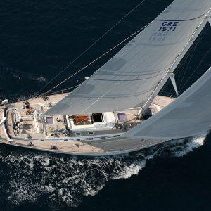 LADY SUNSHINE - Sailing Yacht