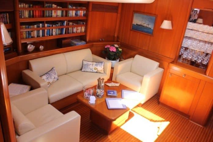 CALLISTO - Sailing Yacht