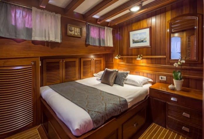 Gulet Carpe Diem cabin