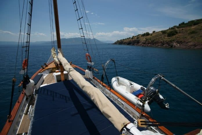 ELEFTHERIA - Motor sailer
