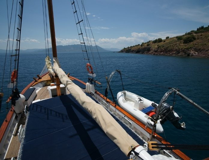 Eleftheria Motor Sailer Charter East Med Yachting