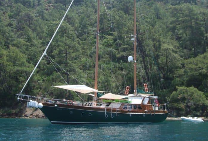 FREYA - Motor sailer