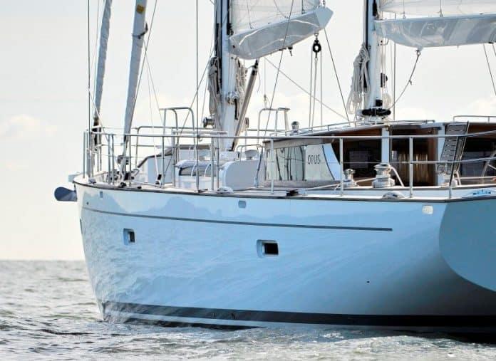 HELENE - Sailing Yacht