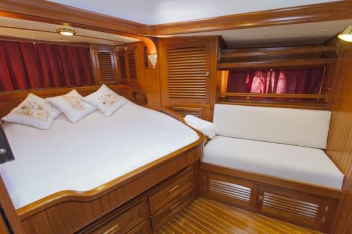 LADY NATHALIE - Sailing Yacht