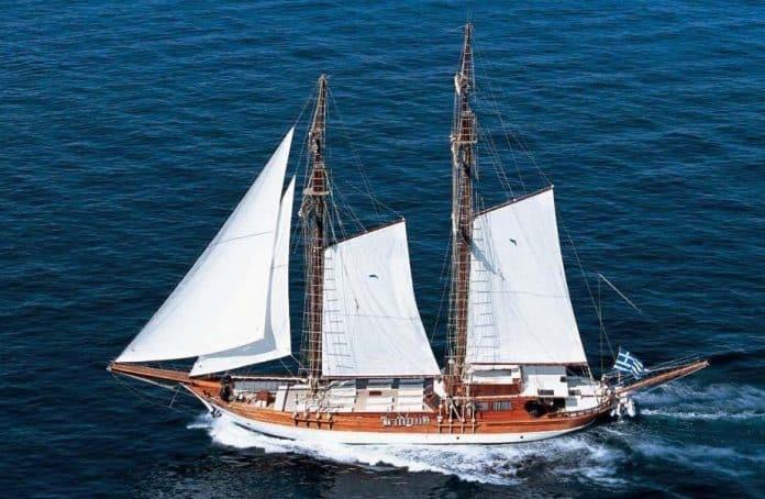 MATINA - Motor sailer