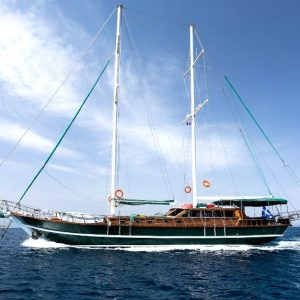 Dodecanese Yacht Charter