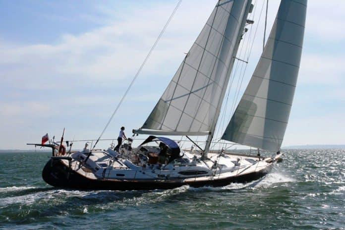 MUSTIQUE - Sailing Yacht