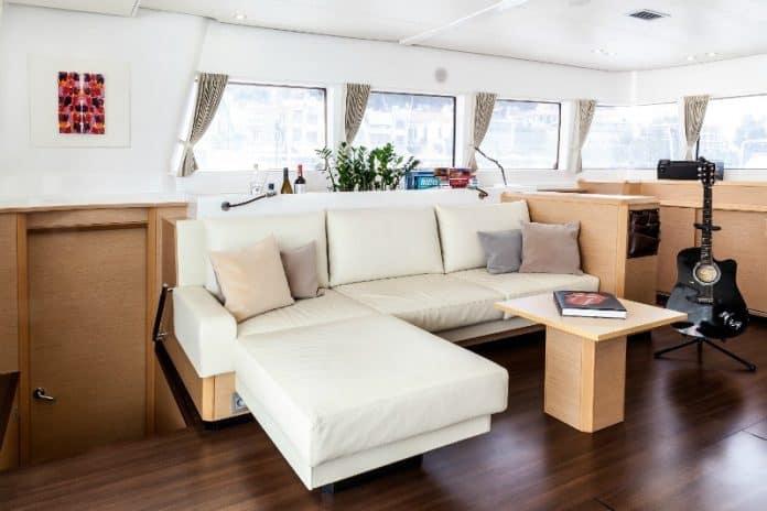 NOVA - Sailing Yacht