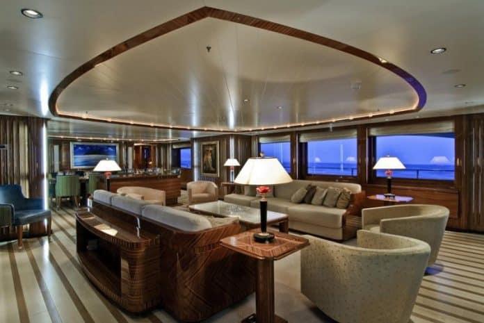 O'NEIRO - Motor Yacht