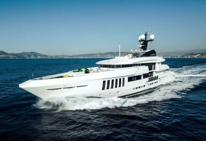 OURANOS - Motor Yacht
