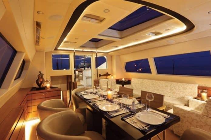 PATEA - Sailing Yacht