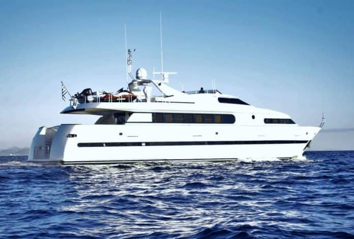 PROJECT STEEL - Motor Yacht
